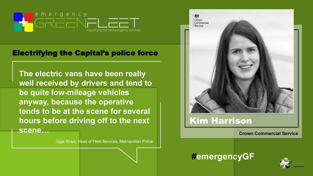 @gov_procurement supports emergency response fleets to make the switch to electrification Hear how @metpoliceUK has benefited from their procurement services without going it alone events.greenfleet.net/2021/emergency… #emergencyGF