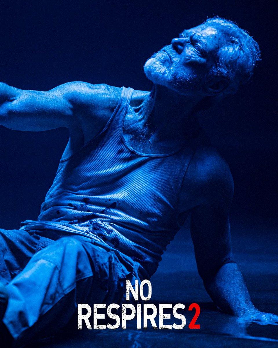 Temerás a la oscuridad. #NoRespires2, so