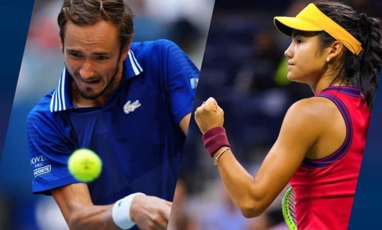 US OPEN yayıncı kuruluşu ESPN izlenme oranlarını açıkladı. Raducanu-Fernandez finalini 2.44 milyon kişi izlerken, Medvedev-Djokovic finalini izleyenlerin sayısı 2.05 milyon. Kadın tenisi, erkeklerden daha fazla medyada yer buluyor ve izleniyor. WTA açısından büyük başarı.