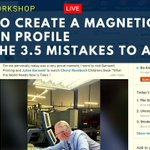 Image for the Tweet beginning: How to Create a MAGNETIC