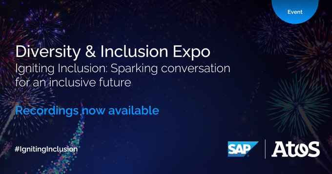 We hope you enjoyed another fantastic annual D&I Expo, this year partnered with @SAPUKIrelan...