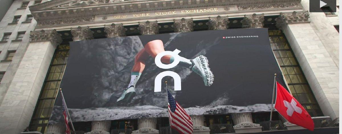 Mercati: le scarpe di Federer corrono a Wall Street https://t.co/dmxRStaG5R https://t.co/YKEsvxuEjc