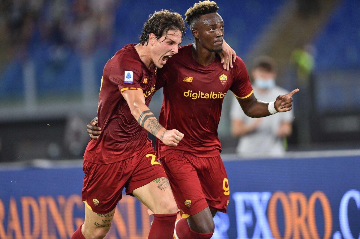 #notizie #sicilia Roma-Udinese 1-0, decide il gol di Abraham - https://t.co/9Jb4ih1N19