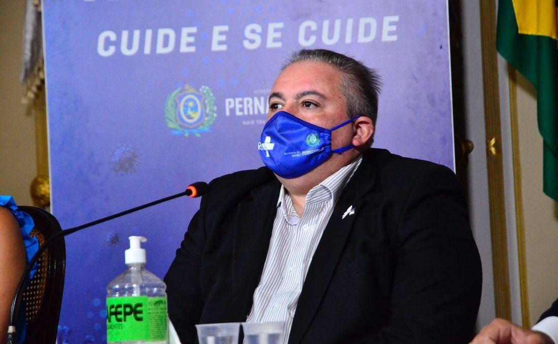 Pernambuco não tem previsão para desobrigar o uso de máscaras - https://t.co/gTgNxTcfr1 https://t.co/jP8x8Dg3Fi