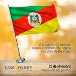 Image for the Tweet beginning: #tbt bem gaudério, com nossos