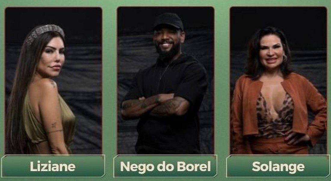 Liziane Gutierrez, Nego do Borel e Solange Gomes disputam roça nesta quinta (23) - https://t.co/RQ1EABMFKm https://t.co/yY3oXEVvcP
