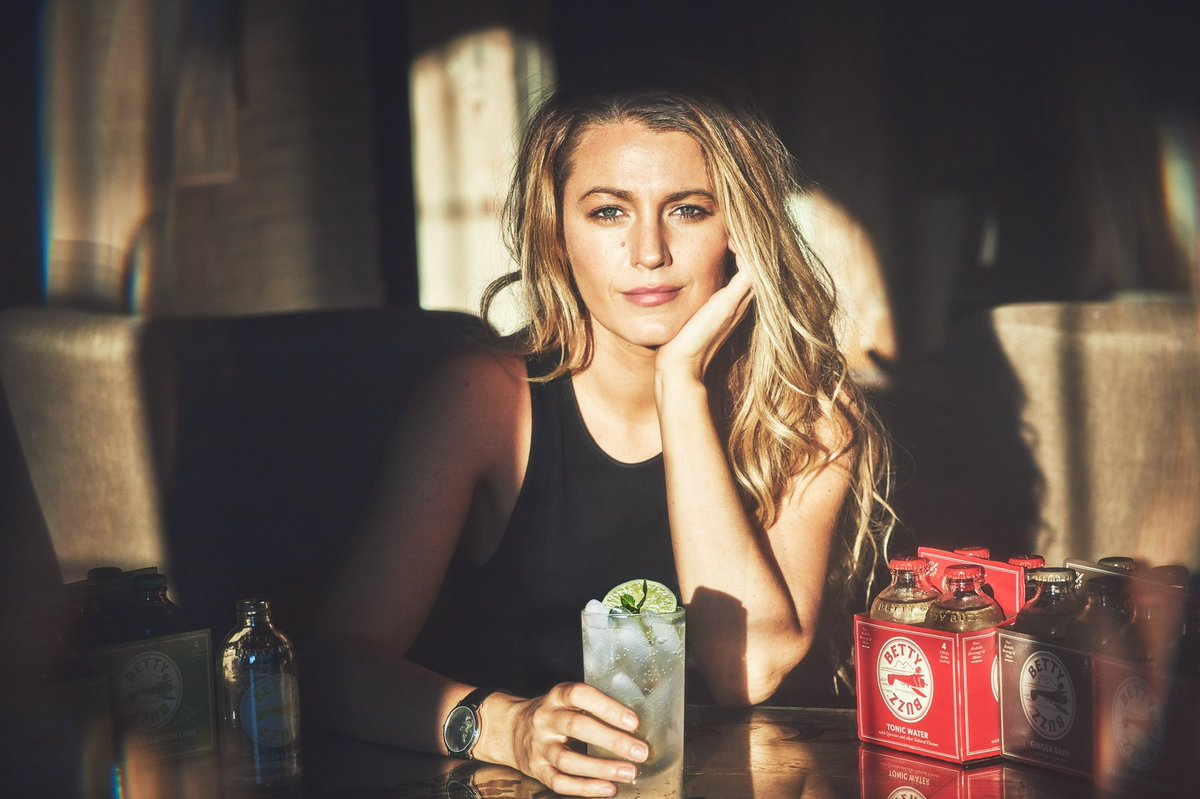 Well, at least it's not a celebrity alcohol? Meet @BettyBuzz mixers https://t.co/PkA0QiZxnp
