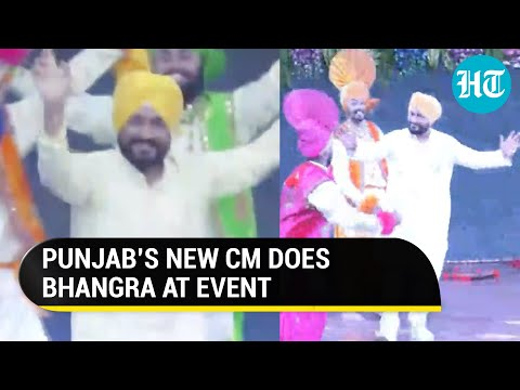 Image for the Tweet beginning: WATCH | Charanjit Singh Channi,