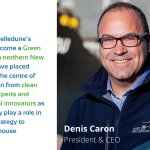 Image for the Tweet beginning: Port of Belledune CEO Appointed