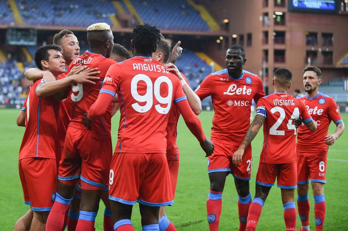 #notizie #sicilia Napoli a punteggio pieno, al Ferraris 4-0 alla Samp - https://t.co/90e82uYSKa
