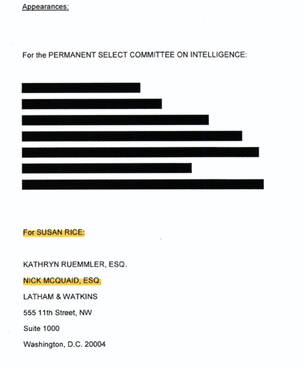 RT @Titania977: @FOOL_NELSON @Larry_Beech @HansMahncke @KingMakerFT Susan Rice also used Nick McQuaid! https://t.co/UMHAgcg1JJ