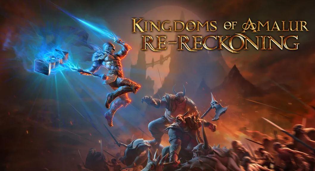Kingdoms of Amalur: Re-Reckoning (S) $29.99 via eShop.