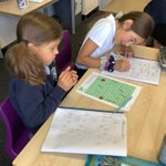 Image for the Tweet beginning: Year 5 incorporated partitioning and