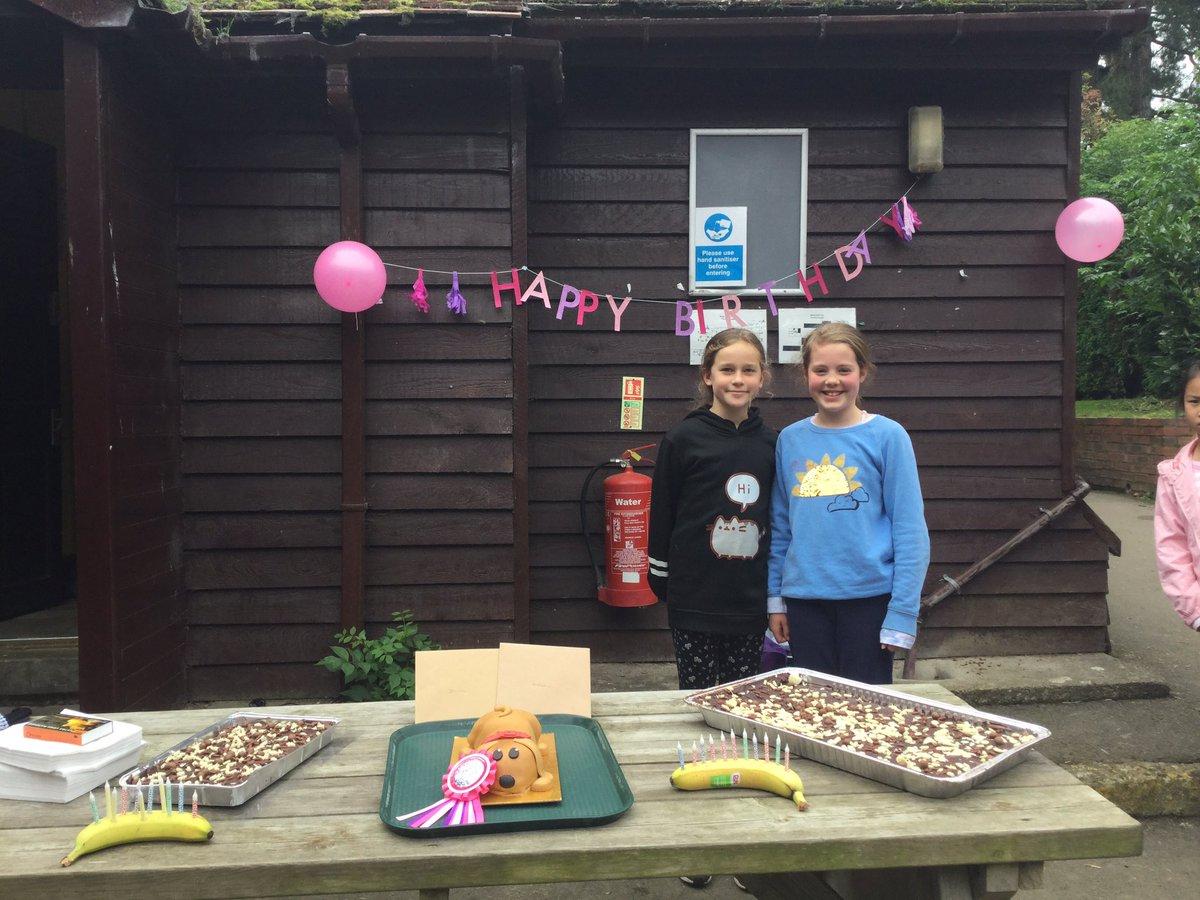 test Twitter Media - Birthday celebrations for Zara and Amelie. https://t.co/n1XH4zG9qc