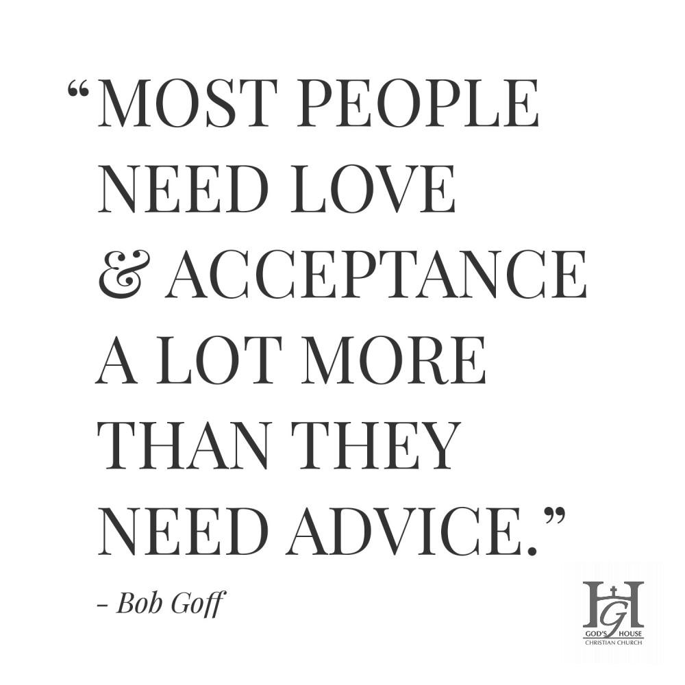 Love & acceptance = Compassion In Action #Love #Acceptance #CompassionInAction #GodsHouseCC #EveryoneIsWelcome #DNA #GHCC #SimpsonvilleSC #GreenvilleSC