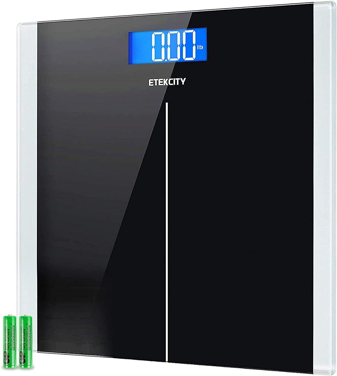 Etekcity Digital Body Weight Bathroom Scale   Only $16.99!