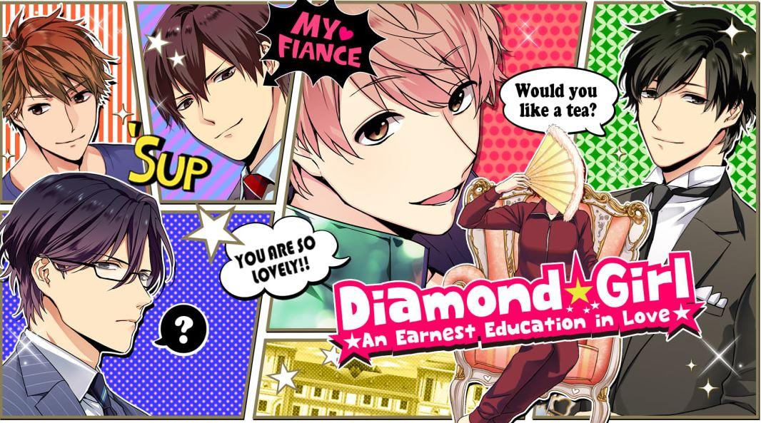 Diamond Girl ★An Earnest Education in Love★ (S) $13.99 via eShop.