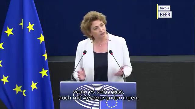 """Image for the Tweet beginning: """"Machen wir Europa weltbewegend! Von"""