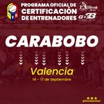 Image for the Tweet beginning: #FEVEBEISBOL ⚾️  👨🏫Continúa la certificación de