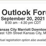 Image for the Tweet beginning: Almost here: Register for @AgBizKC