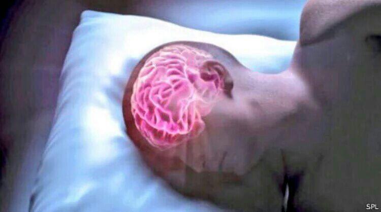 سبب الأنين أثناء النوم أن الانسان قد يرى أشياء تفوق ضغط عقله ،فيبدأ بإخراج أصوات لتخفيف الضغط على العقل❤️