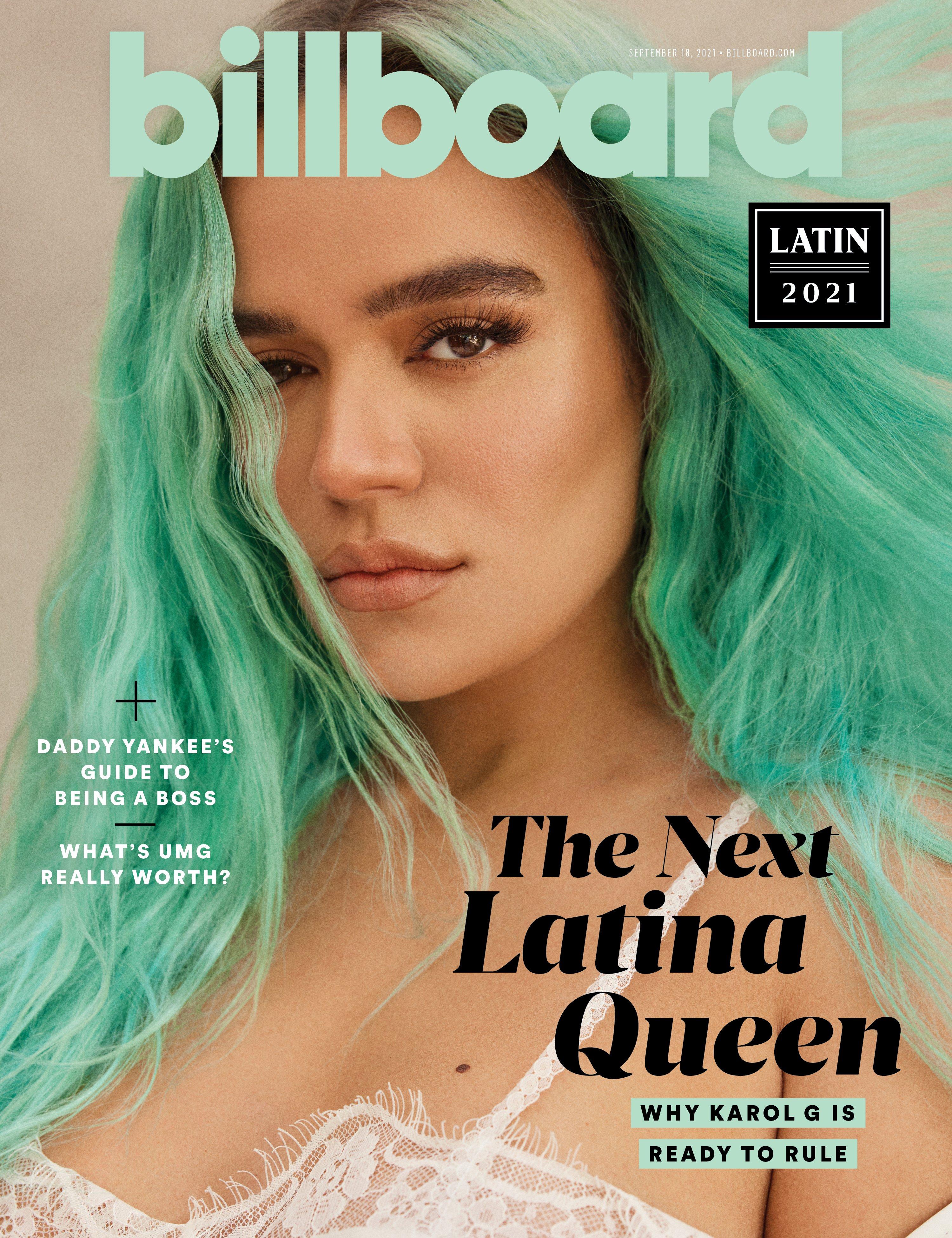 Karol G es presentada como «La nueva reina latina»