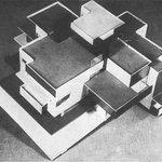 Model private house, 1923 #constructivism #theovandoesburg