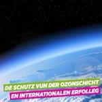 Image for the Tweet beginning: Haut ass #OzoneDay. 1987 huet