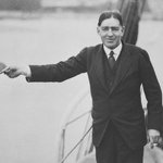 Image for the Tweet beginning: 100 years ago #OnThisDay Sir