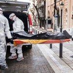 Image for the Tweet beginning: #notizie #sicilia Covid19, aumenta la mortalità