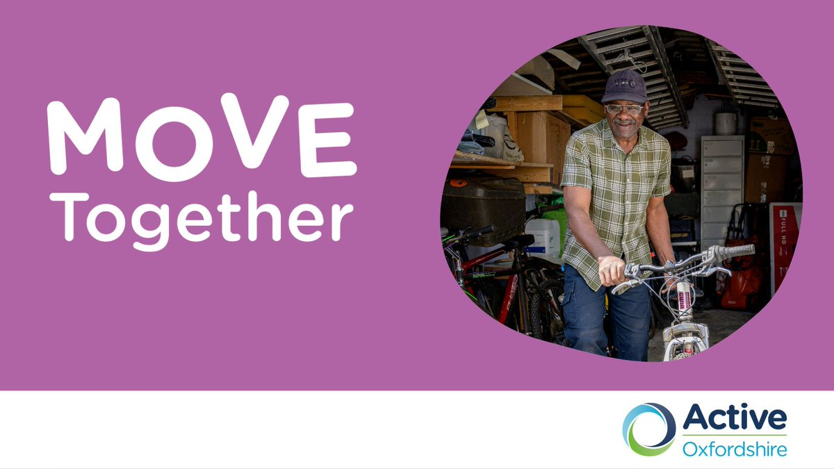 Work with vulnerable residents most affected by COVID-19? The #MoveTogether pathway is transforming lives across #Oxfordshire: helping local people increase activity & protect their physical & mental health. Get in touch:  https://t.co/bAQyUE9tIb