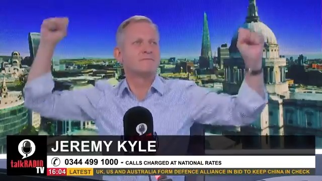 'Morgan's coming home! I've managed to get him a job. We're going to take on the world.'  Jeremy Kyle celebrates Piers Morgan signing for talkTV.  @PiersMorgan | @SimonBoyle87