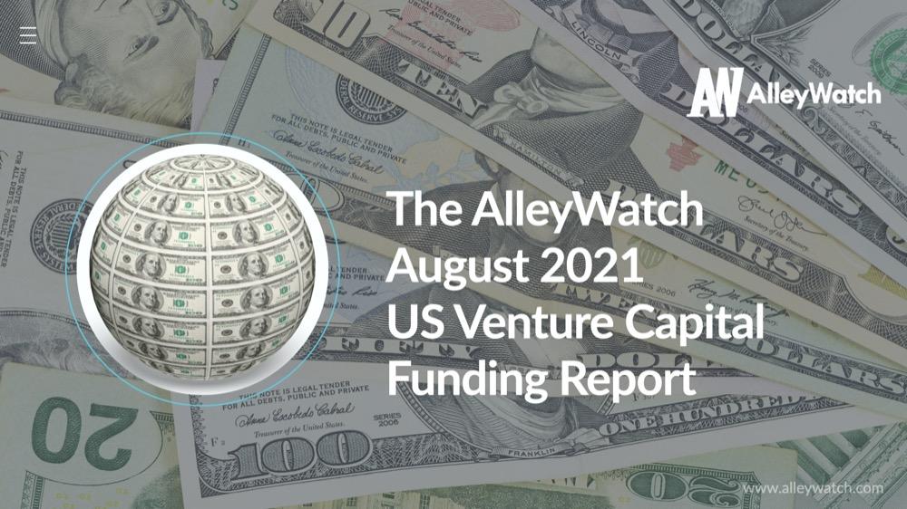 test Twitter Media - FUNDING ALERT:  The August 2021 US Venture Capital Funding Report https://t.co/woXNxXxIHu #funding #startup https://t.co/dnP5KBBkpv