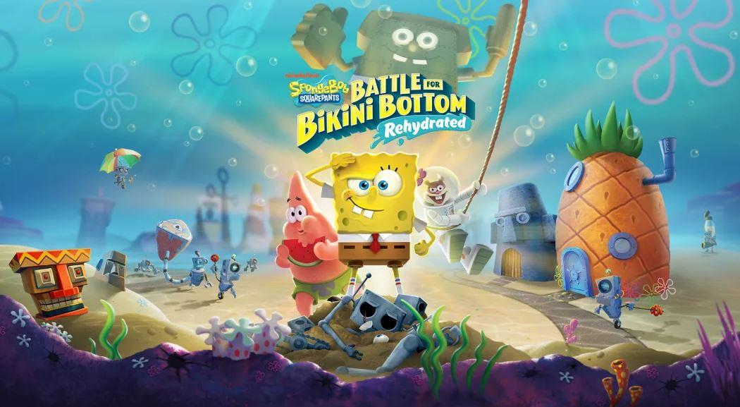 SpongeBob SquarePants: Battle for Bikini Bottom - Rehydrated (S) $20.09 via eShop.