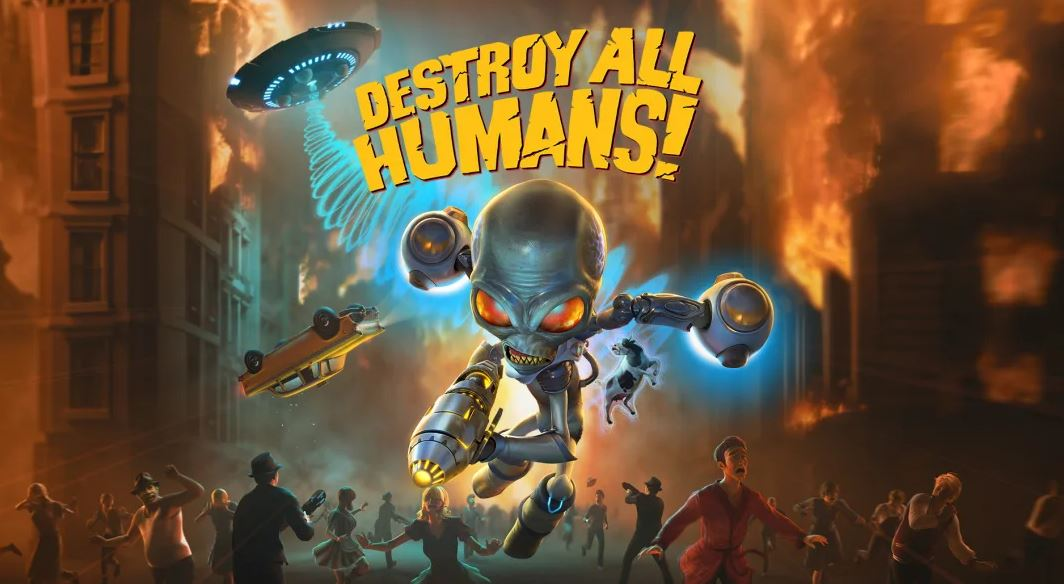 Destroy All Humans! (S) $31.99 via eShop.