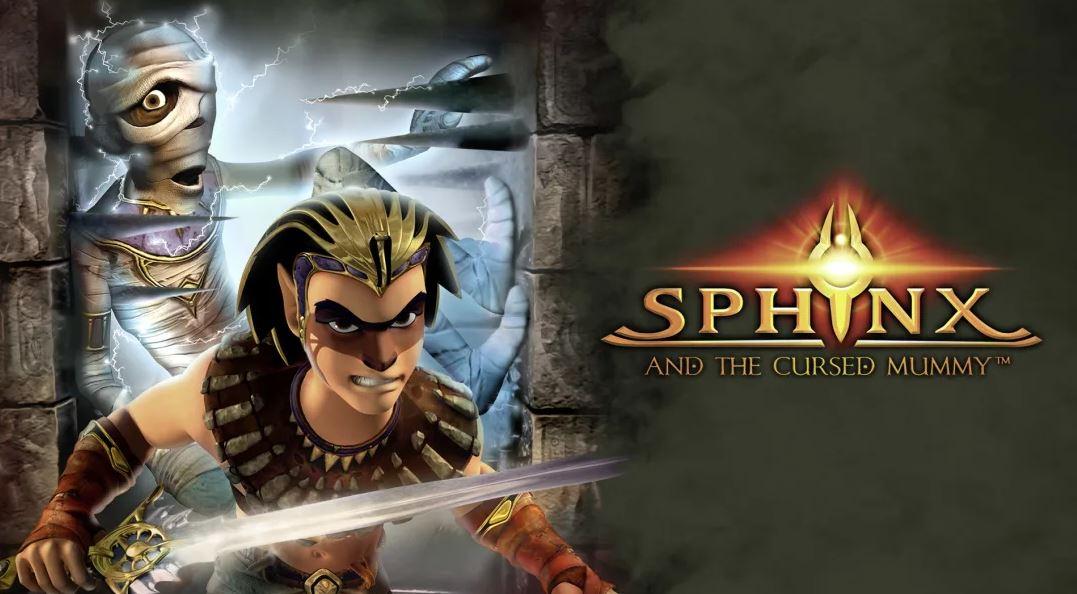 Sphinx and the Cursed Mummy (S) $9.89 via eShop.