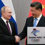 Image for the Tweet beginning: 俄罗斯挺中 普京将出席2022北京冬奥