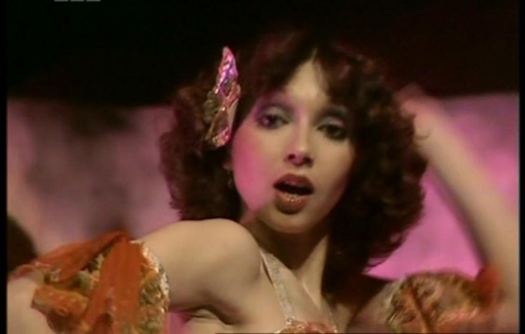 Such a shame. RIP Patti Hammond from Ruby Flipper & Legs & Co. #totp