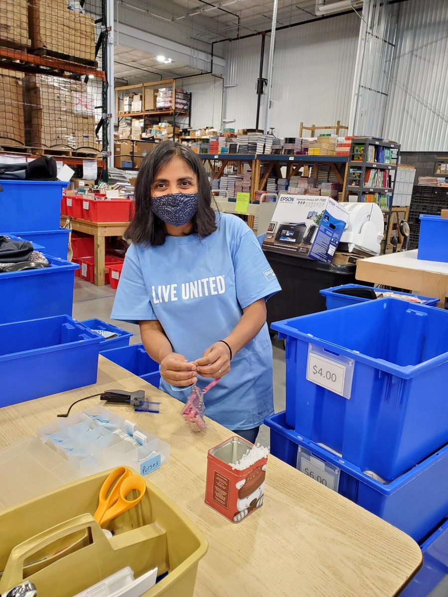 test Twitter Media - UGI volunteers recently gave their time to price and organize items for the sales floor at the ReUzit Store in Ephrata during @UnitedWayLanc's Day of Caring. Thank you to everyone who participated in this project! 💙 #UGICommunity https://t.co/wcazqUuBzF