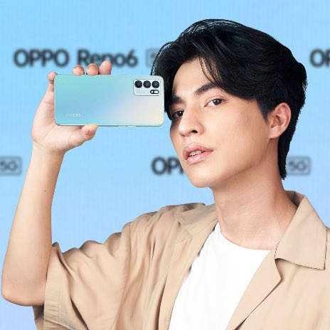 sexiest endorser of oppo