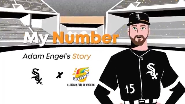 Image for the Tweet beginning: Adam Engel will forever have