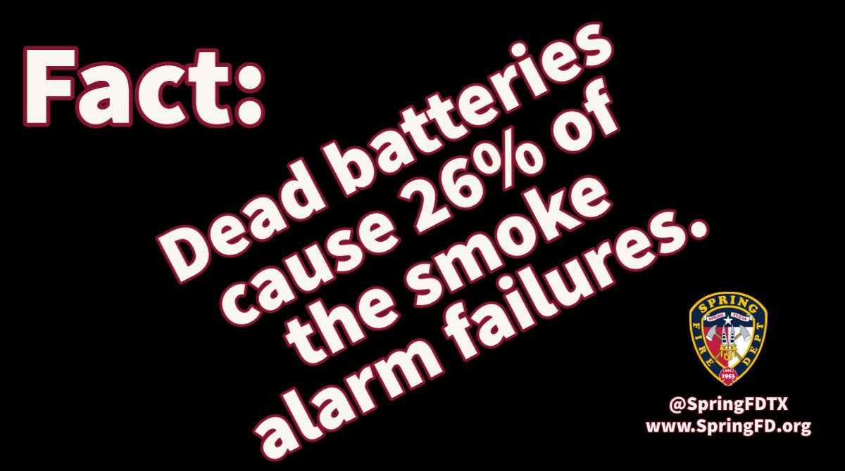 Have you tested your smoke alarms this month? It only takes a second to press the test button. Sound the alarm and you could be saving a life. #soundthealarm #SmokeAlarmsSaveLives