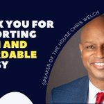 Image for the Tweet beginning: Big thank you to @RepChrisWelch