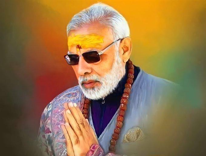 Happy Birthday to World\s Powerful Leader Honorable Shree. Narendra Modi Ji.