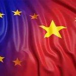Image for the Tweet beginning: 欧洲议会压倒性通过报告呼吁欧盟制定对中国新战略