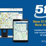 Image for the Tweet beginning: GDOT has launched its newly