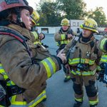 Image for the Tweet beginning: LACoFD Recruit Class 163 In