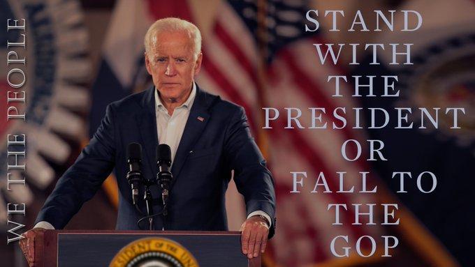 Certains démocrates sont en conflit avec l'administration Obama et ont essayé de faire campagne pour être indépendants.  Les démocrates ont perdu la Chambre en 2010 & le Sénat en 2014  Soit nous nous unifions derrière le président Biden, soit l'histoire se répète  #wtpBLUE https://t.co/9hDOuwFmZb
