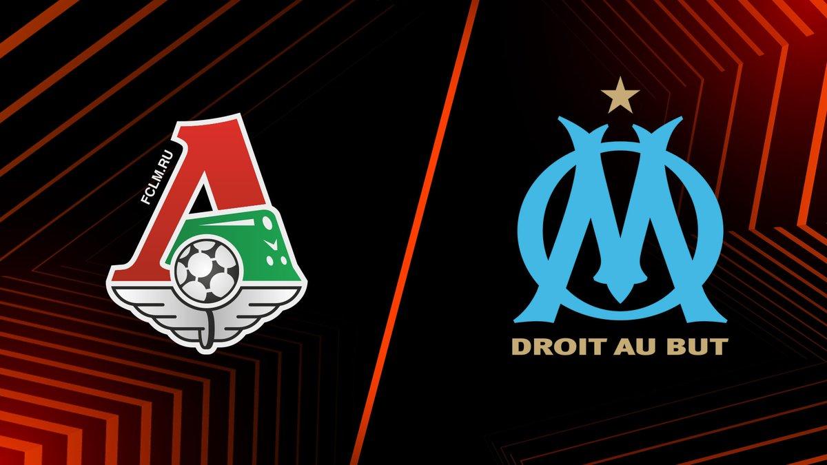 Lokomotiv Moscow vs Marseille Highlights 16 September 2021