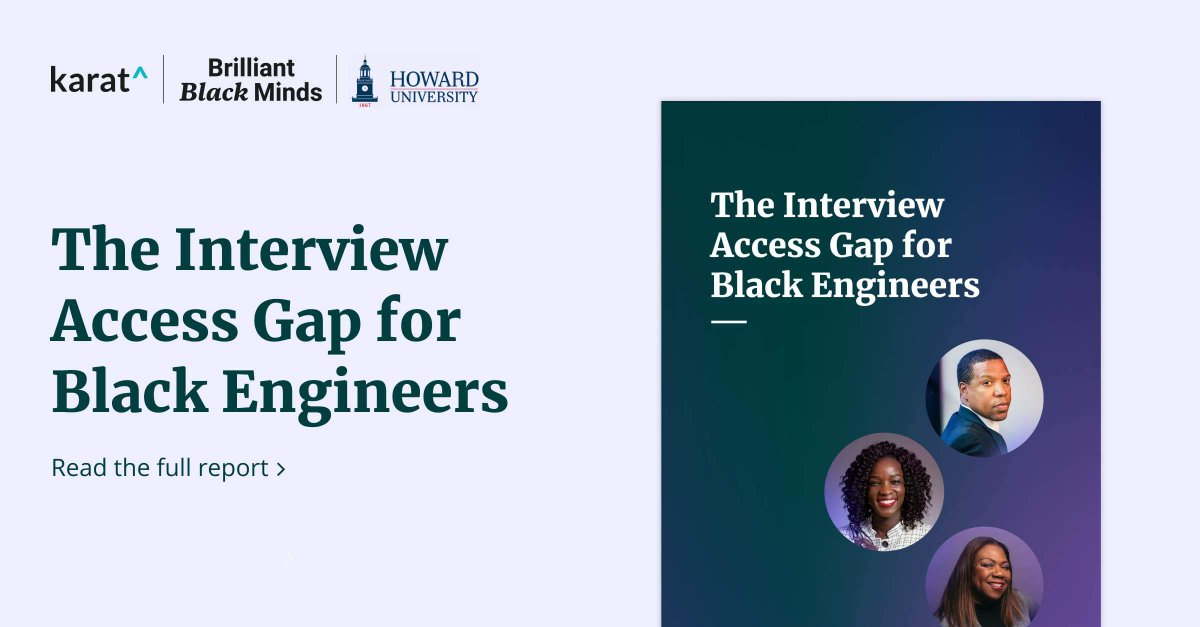 A survey of 300 Black computer science students highlights the importance of access to computers, exposure to the technology industry, and interview practice. 🗞️ : bit.ly/3EzKu6C